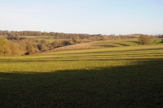 Farmland near Upper Slaughter - Philip Halling